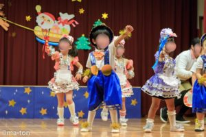 子供のお遊戯会や発表会を上手に撮影する5つのポイント!