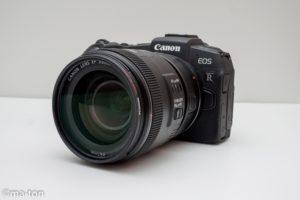 瞳AFが快適に使えるCanonの小型フルサイズカメラEOS RPレビュー!