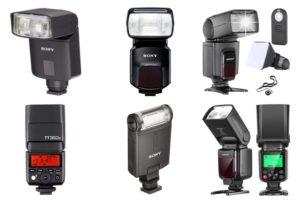 【2021年版】SONYのカメラで使えるおすすめのストロボをまとめて比較したよ!